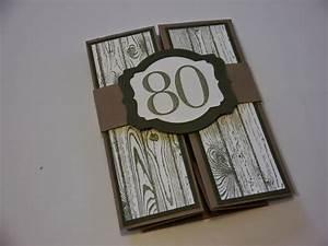 Geburtstagseinladung Selber Basteln : einladungskarten 80 geburtstag einladung zum paradies ~ Markanthonyermac.com Haus und Dekorationen
