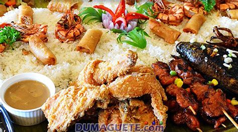 phil cuisine food in dumaguete city negros