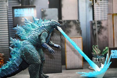 Godzilla Toys Making Landfall Soon