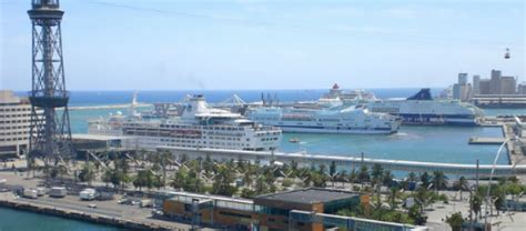 porto di barcellona traghetti barcellona porto torres partenze ed offerte