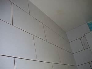 renovation complet de salle de bain pose de carrelage With pose de carrelage mural salle de bain