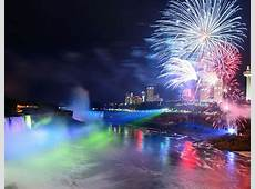 Niagara Falls Festival of Lights Funtrek Tours
