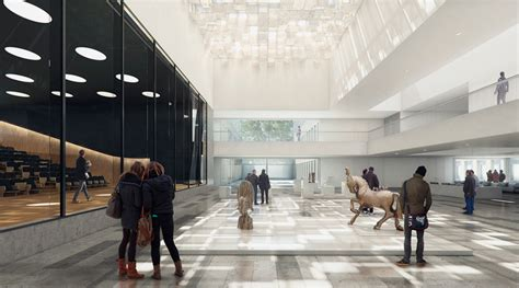 chambre des metier lille a multipurpose facility for lille breaks ground in