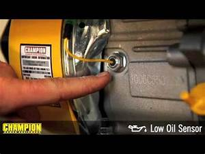 How To  Disconnect Your Low Oil Sensor