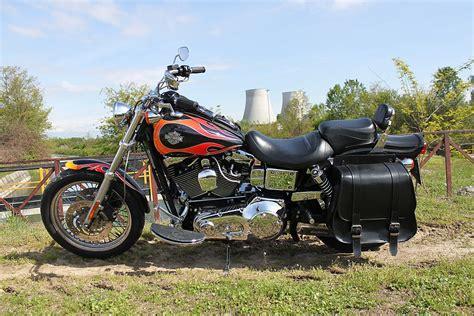 Harley Davidson Glide Image by Harley Davidson Dyna Glide