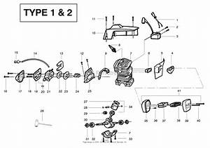 Ayp  Electrolux 295 Type 1  2008-07  Parts Diagram For Engine
