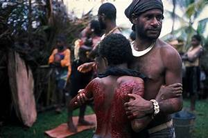 SKIN CUTTING for RITES OF MANHOOD, National Geographic ...