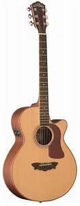 Washburn Timbercraft Acoustic/Electric Guitar,China ...