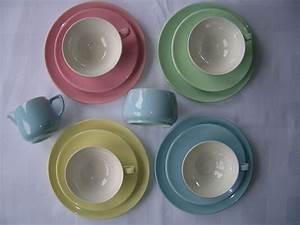 Geschirr Set Pastell : melitta minden pastell 4 gedecke teller tassen untertassen milch zucker alt pastel joy ~ Eleganceandgraceweddings.com Haus und Dekorationen