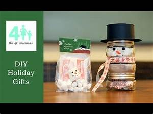 HOLIDAY DIY Christmas Gifts for Teachers and Classmates