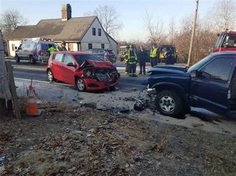 Early Morning Icy Road Conditions Caused Many Car