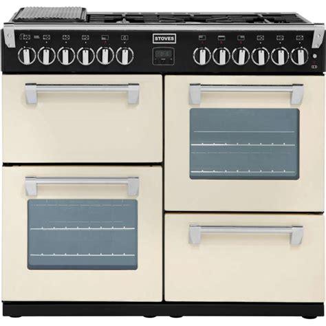 stoves dual fuel range cooker best dual fuel range cookers best best buy ao