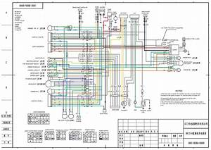 Rusi 110 Motorcycle Wiring Diagram