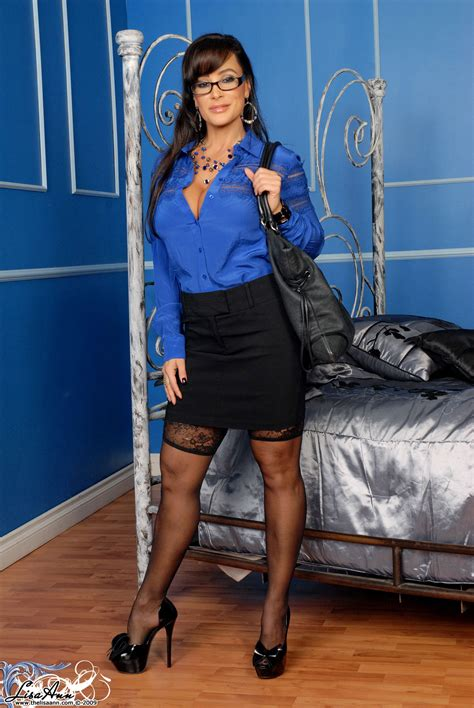 Lisa Ann Business Sex Class Lisa Ann The Gorgeous Pornstar
