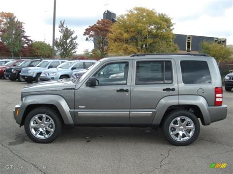 jeep gray color 2012 mineral gray metallic jeep liberty latitude 4x4