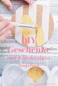 Geschenke Für Oma Und Opa Selber Machen : diy geschenke die man mit kleinkindern machen kann ~ Watch28wear.com Haus und Dekorationen