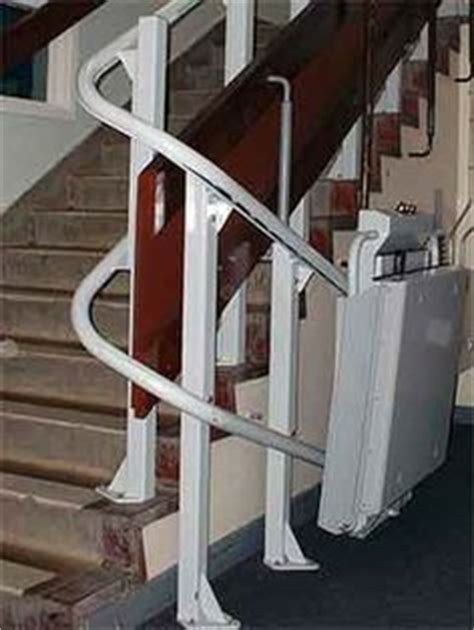 stairlifts on stairs wheelchairs and chairs