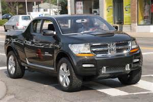 Report: Dodge To Get Honda Ridgeline 'Lifestyle Truck' Rival