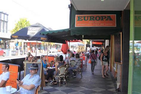 cuisine city acland st kilda melbourne australia
