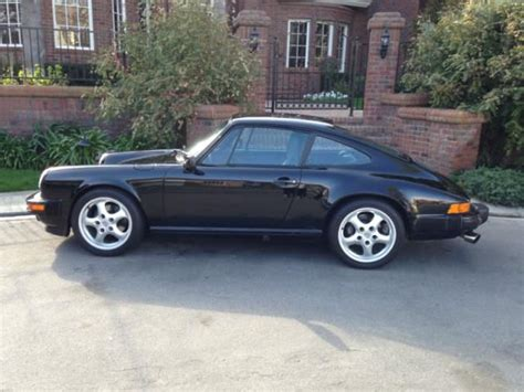 how to fix cars 1987 porsche 911 parking system purchase used 1987 porsche 911 in north hudson new york united states for us 38 000 00