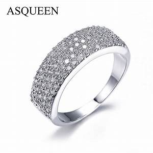 asqueen summer jewelry stores white gold plated wedding With stores to buy wedding rings