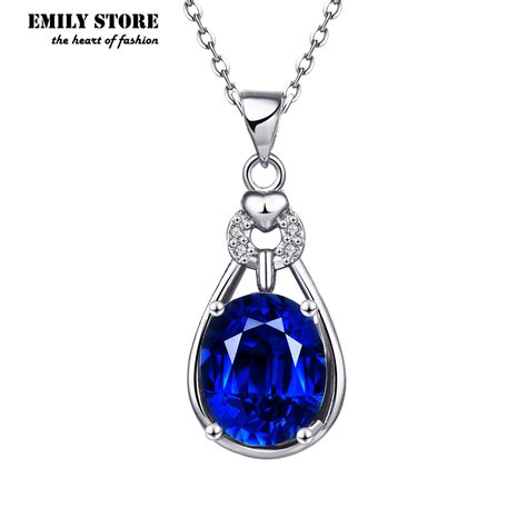Kzcn064 C Fashion Charming Necklace Pendents Women Crystal