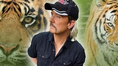 Joe Exotic Young Tigers Chase Parody Tiger