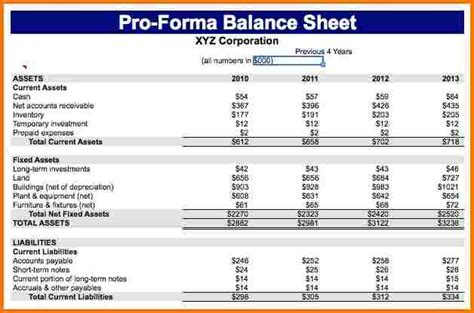 microsoft balance sheet authorization letter