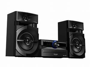 Mini System Panasonic Sa-akx100 Usb Bluetooth 250w Rms