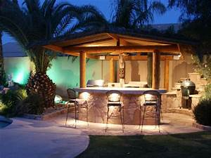 How to Have Wooden BBQ Gazebo for Your House - Gazebo Ideas