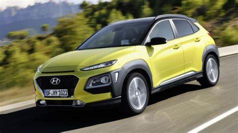North America Welcomes The Brand New Hyundai Kona Aurora