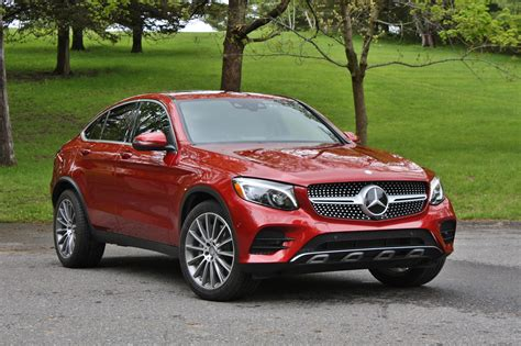 Test Drive Mercedesbenz Glc300 Coupe