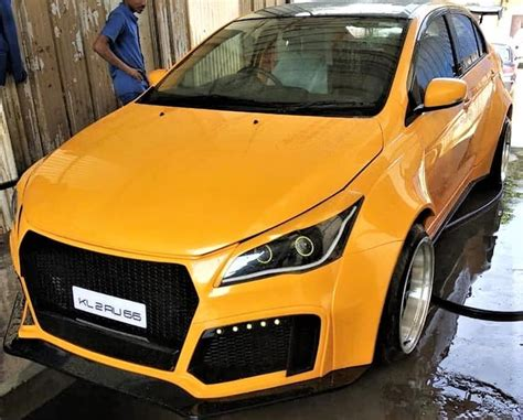 Suzuki Ciaz Modification by Awesomely Modified Maruti Suzuki Ciaz Widebody Edition By