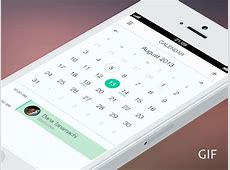 32 Animated User Experience Concepts for Mobile Applications