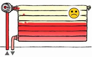 Purger Les Radiateurs : radiateur trop chaud radiateur froid energie ~ Premium-room.com Idées de Décoration