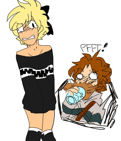 When Laurence Sees Garroth In Lucindas Old Clothes C