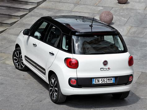 Fiat 500l Prices, Specs And Information