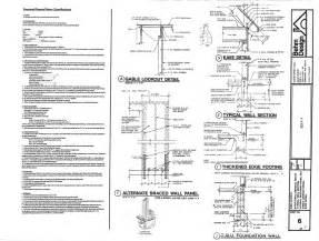 Typical Wall Framing Plan