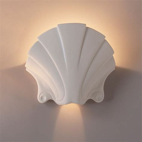 seashell themed sconce traditional interior wall lights sconces interior wall lights