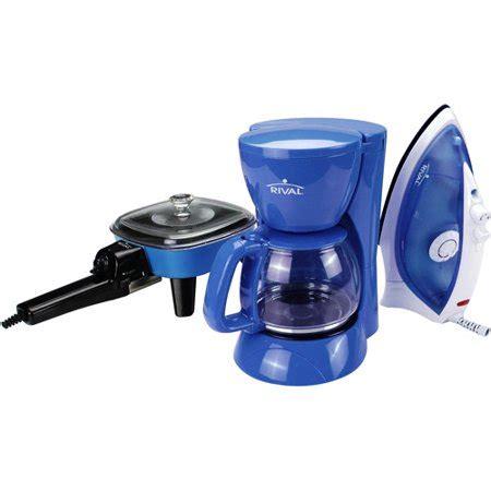 Rival 3pack Kitchen Appliance Set, Blue  Walmartcom
