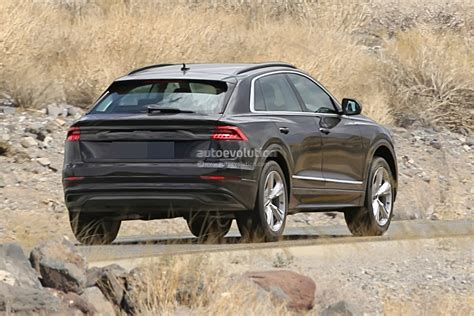 New 2019 Audi Q8 Unleashed In Online Series Autoevolution