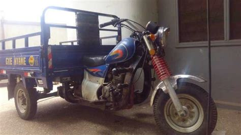 Super Absonic 3 Wheel Motorcycle