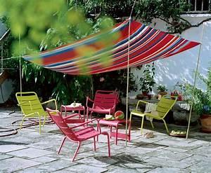 Mobilier De Jardin Fermob : fauteuil bas luxembourg muscade fermob ~ Dallasstarsshop.com Idées de Décoration