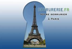 Serrurier a paris serrurerie et depannages sur paris for Serrurier a paris