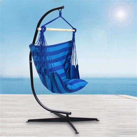 indoor hammock stand c hammock frame stand solid steel outdoor indoor comfort