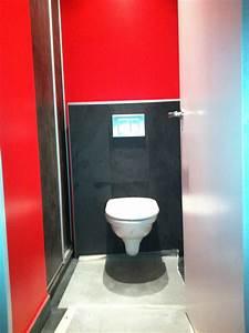 refection de salles de bains partie 2 With porte de douche coulissante avec devis refection salle de bain