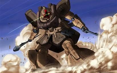 Gundam Dom Ms Wallpapers Tropen Mobile Suit