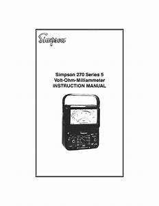 Simpson 270