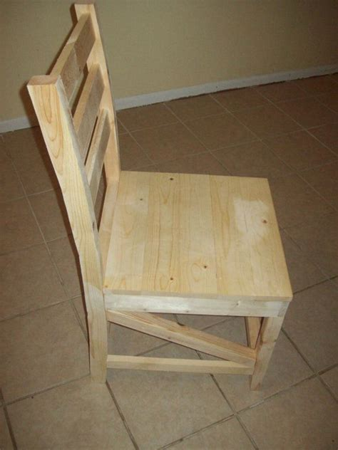 pine wood dining chair furniture reclaimed rustic wood pine diy homemade unfinished