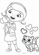 Coloring Pages Printable Band Medicine Stethoscope Aid Doc Mcstuffins Hatchet February Disney Getcolorings Junior Getdrawings Glamorous Colorings Bag sketch template